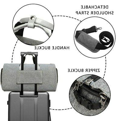 Convertible Garment Shoulder Modoker Carry on Duffel Bag