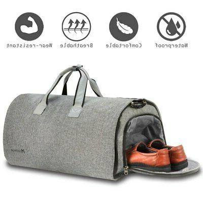 Convertible Shoulder Carry on Duffel
