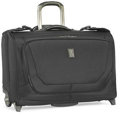 Travelpro Rolling Garment On Luggage Black