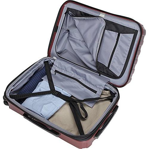Delsey Luggage Helium Carry On Case