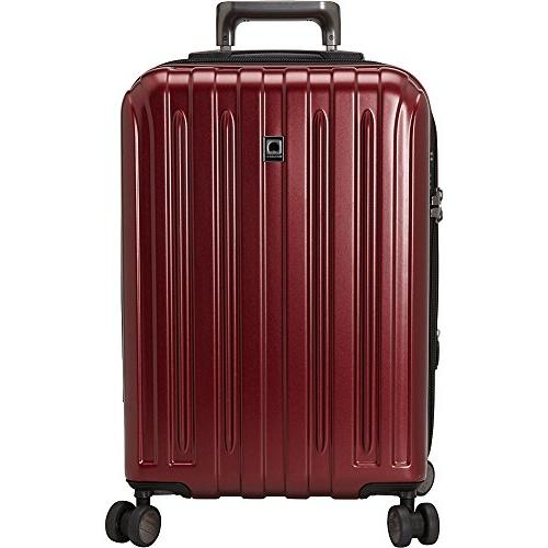Delsey Luggage Carry On Case Spinner