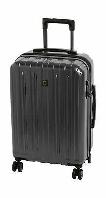 delsey luggage helium titanium carry on luggage