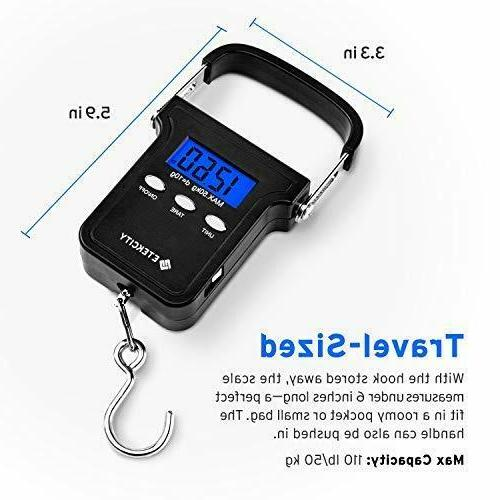 Etekcity Hanging Scale Measuring Tape Carry