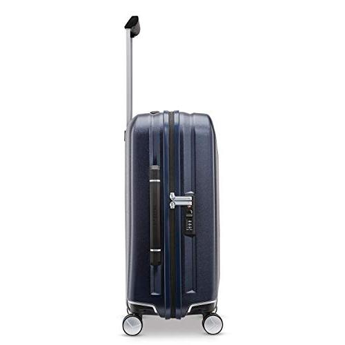 Samsonite On with Double Spinner Wheels, Navy