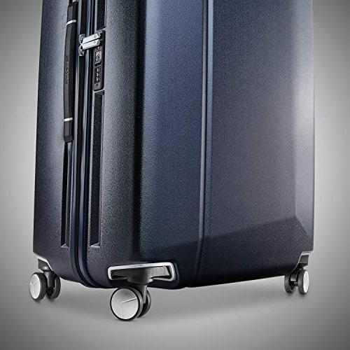 Samsonite On Luggage with Double Spinner