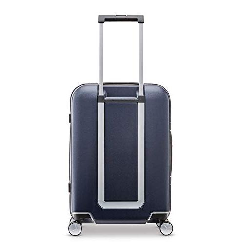 Samsonite On Luggage Double Spinner Dark