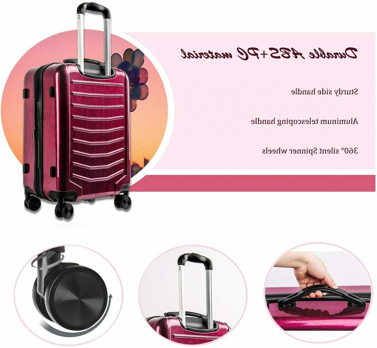 CarryOne Inch on Luggage Travel Sile