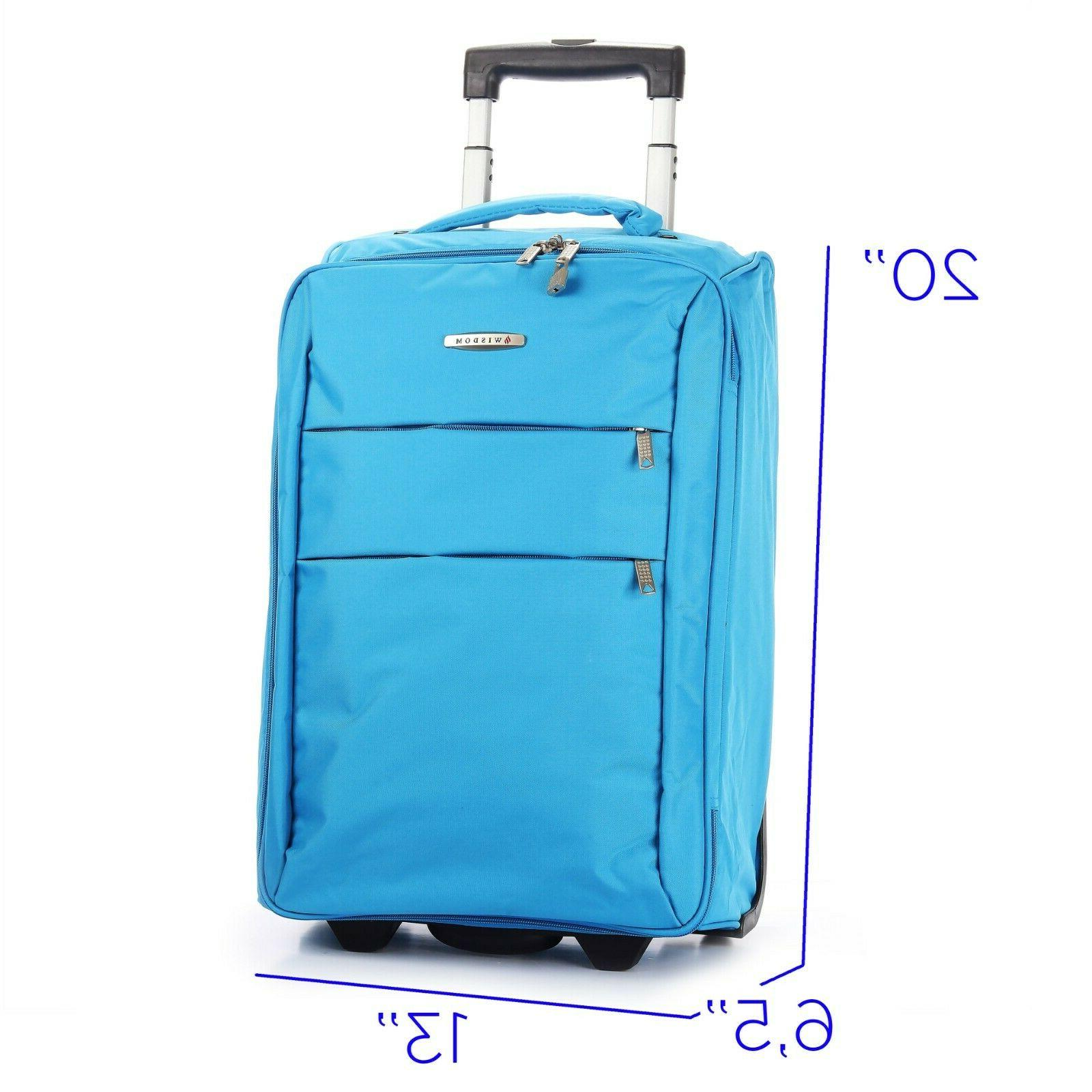 Foldable Rolling Bag Carry Lightweight
