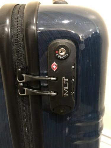 Tumi International 22'' Hardside Spinner Suitcase Blue $550