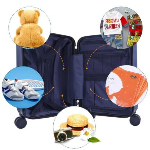 iPlay, iLearn Luggage Set, Shell