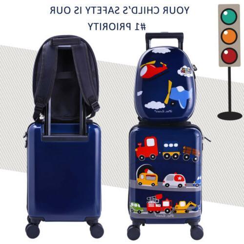 iPlay, Luggage Set, 18'' Hard Shell Carry Suitcase...