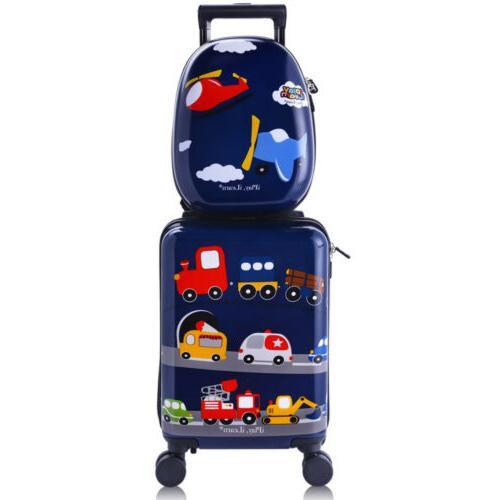 iplay ilearn kids rolling luggage set 18