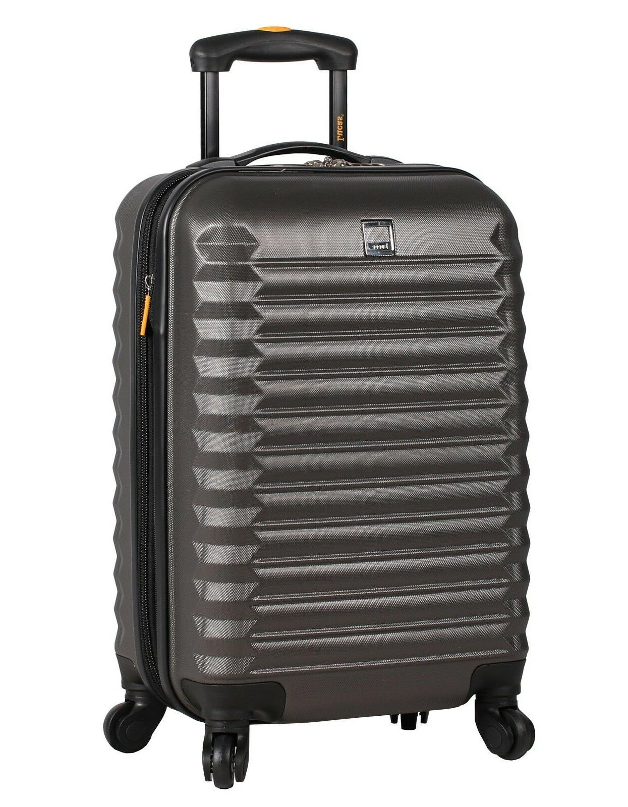 luggage abs carry on hard case 20