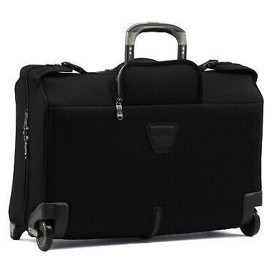 """Travelpro Luggage 22"""" Carry-on Rolling Bag, Suitcase, Black"""