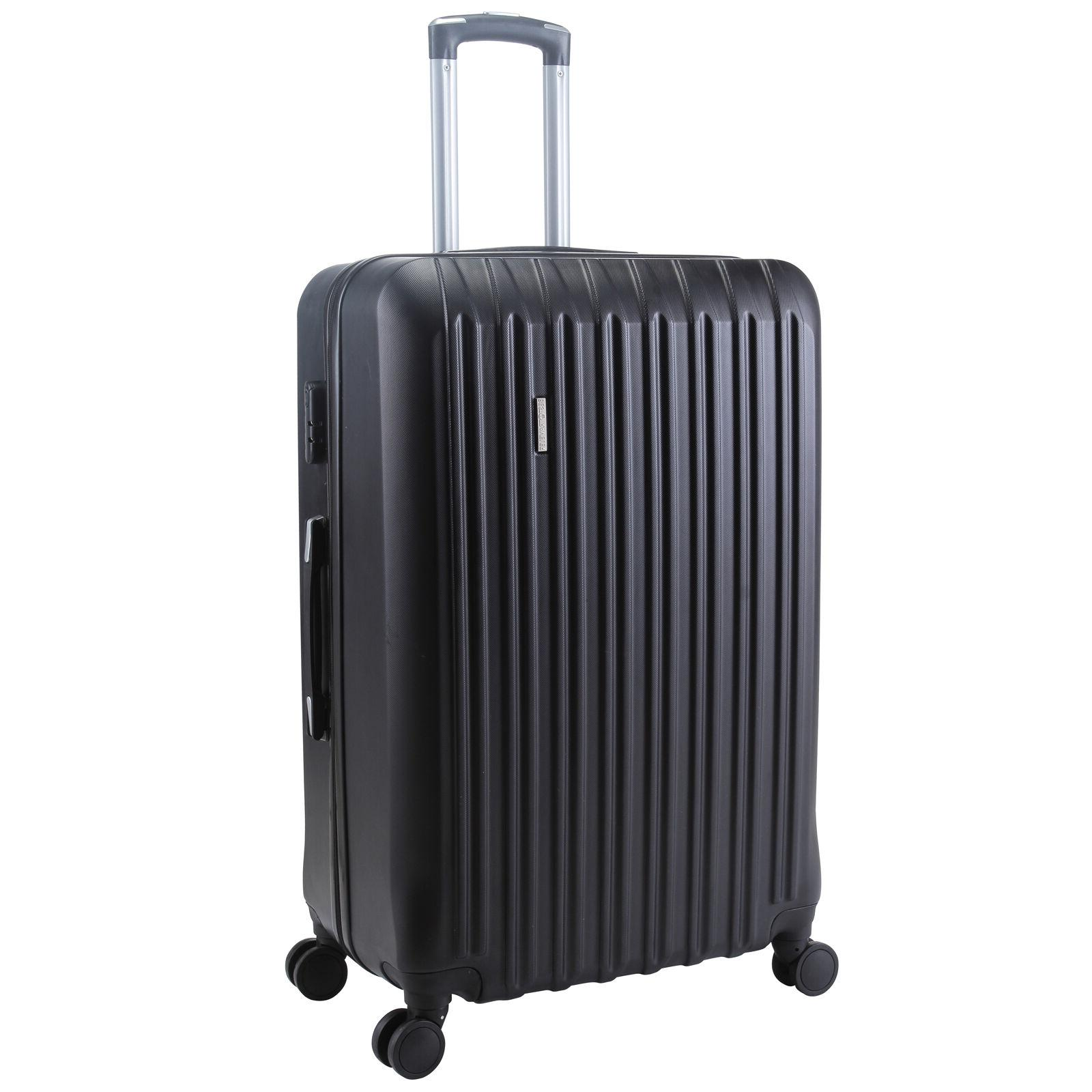 4Pcs ABS Trolley Carry On Bag