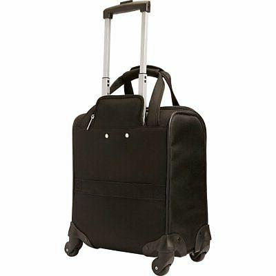 American Tourister Lynnwood Underseat Spinner Carry-On eBags Exclusive