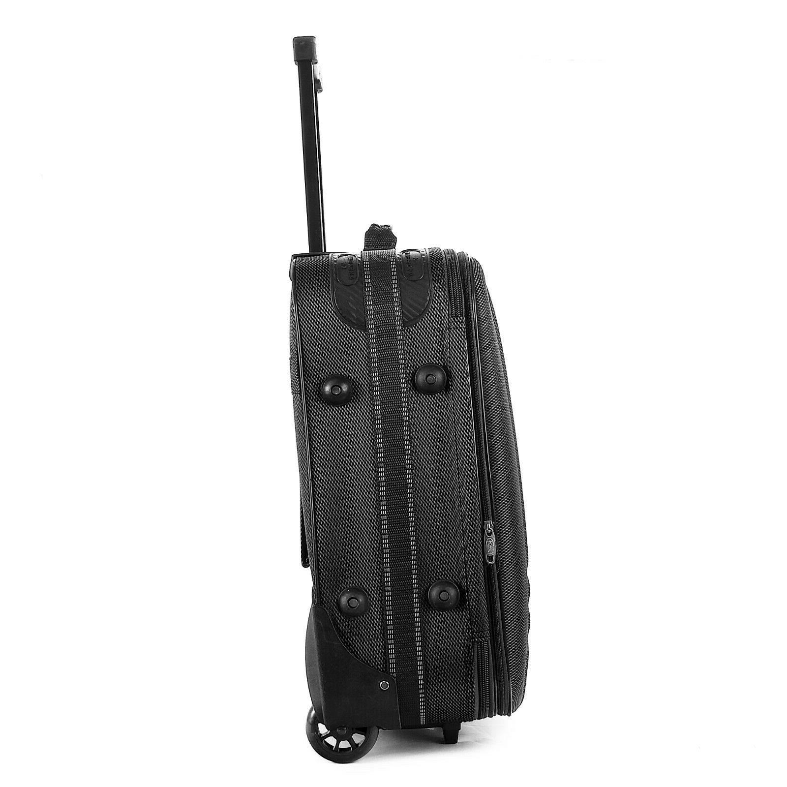Maleta Carry On Baggage Inches Black Blue