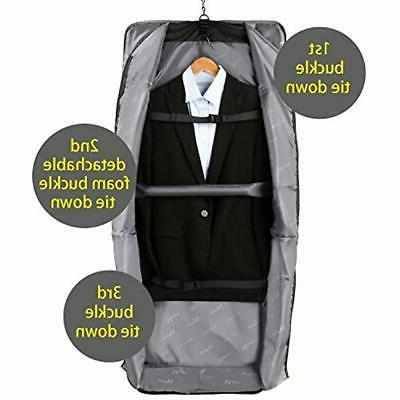 Matein Travel Garment Large Carry With Strap For Business, Hanging