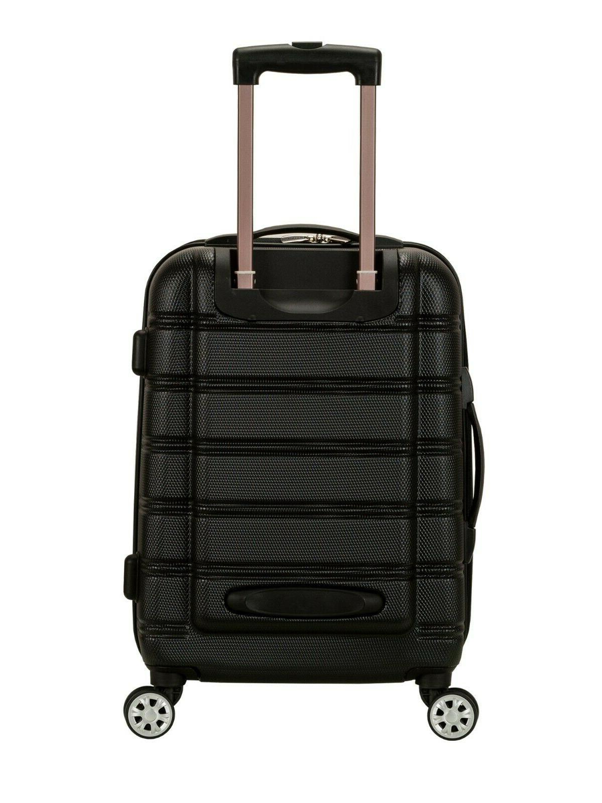 """Rockland 20"""" Expandable Carry"""