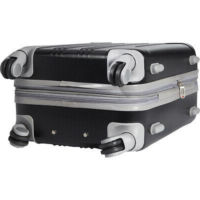 "Travelers Club 20"" Expandable Carry-On NEW"