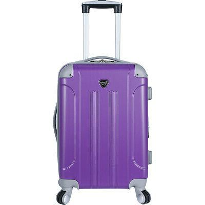 modern 20 hardside expandable hardside carry on