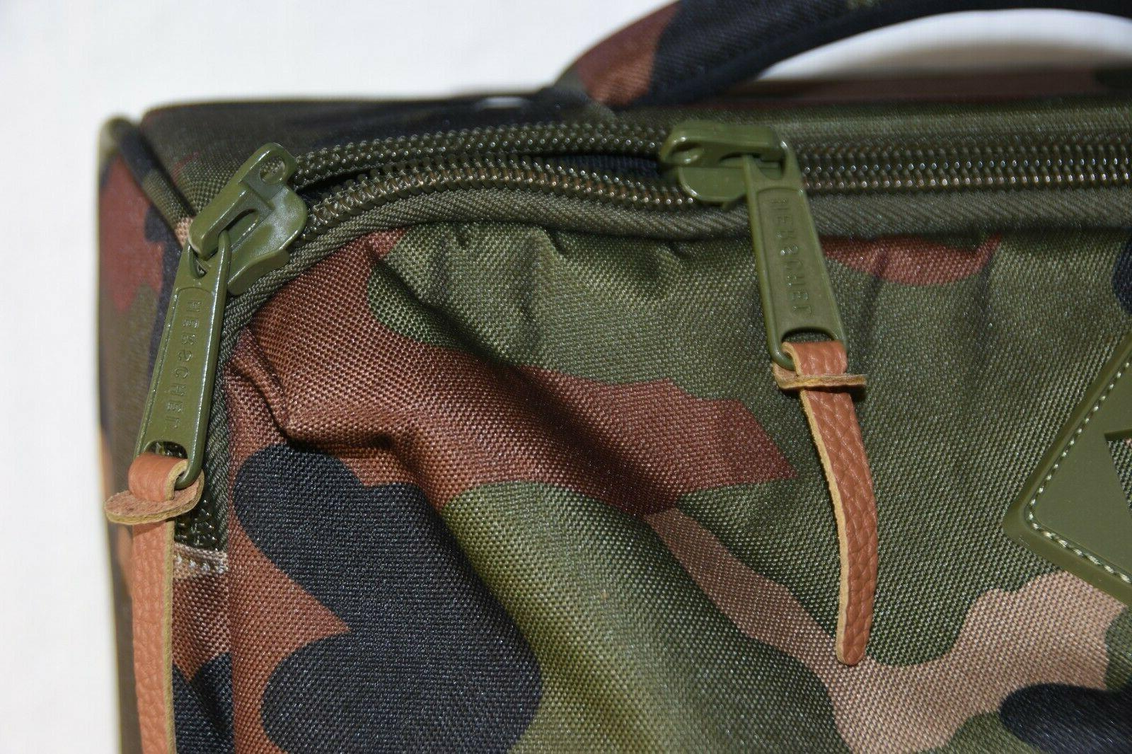 NEW CAMO Carry-On Green Four