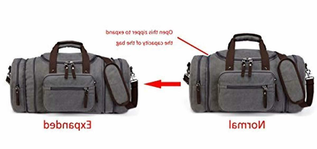 New Kenox Travel Tote Duffel Bag