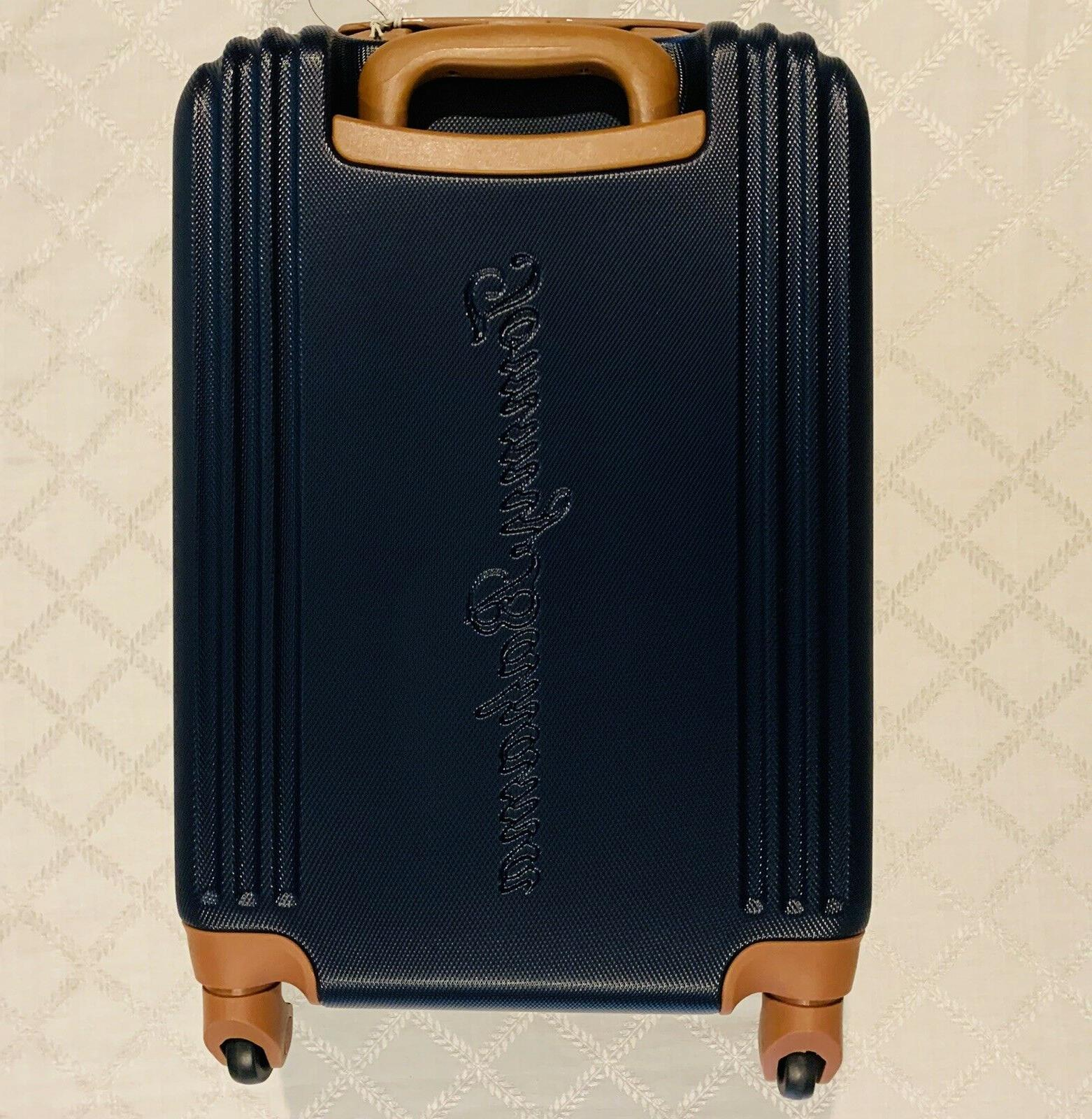 NWT Tommy Bay Collection Navy Carry On Retail