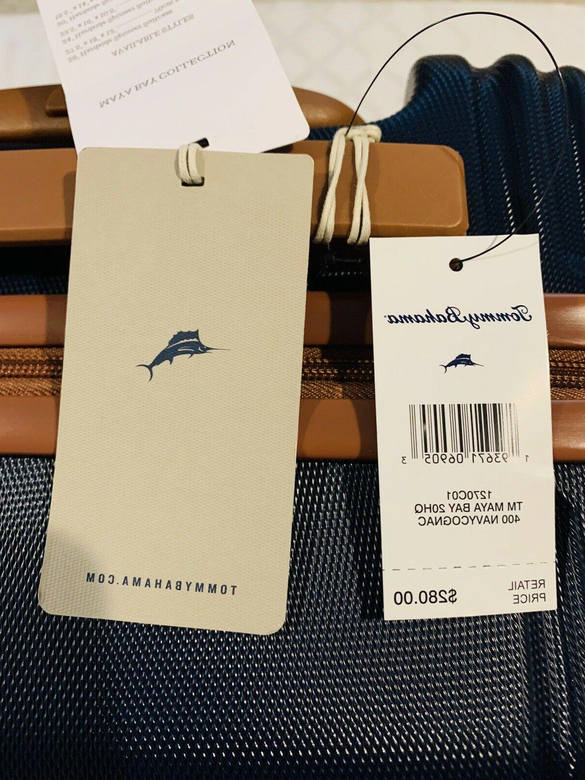 NWT Bay Collection Carry Luggage $280 Retail