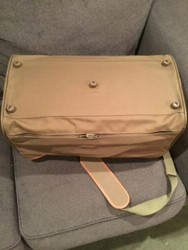 HARTMANN Luggage Carry On Ballistic Nylon Leather Trim