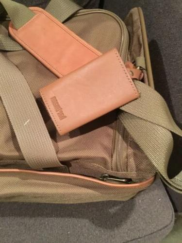 "HARTMANN Bag Carry Ballistic Nylon Leather Trim 20"""