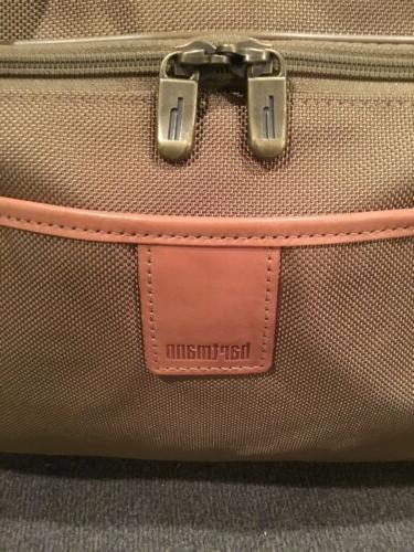 HARTMANN Overnight Luggage Bag Carry Ballistic Nylon