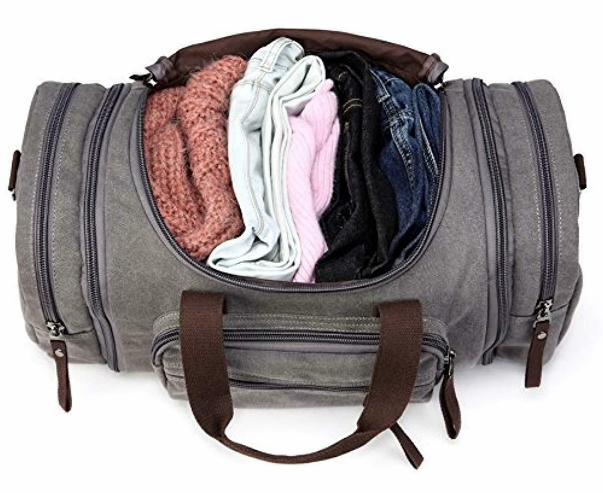 New Oversized Travel Luggage Duffel