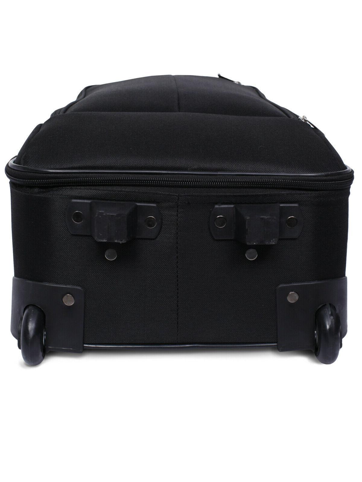 Pilot Upright Bag Black 18-Inch