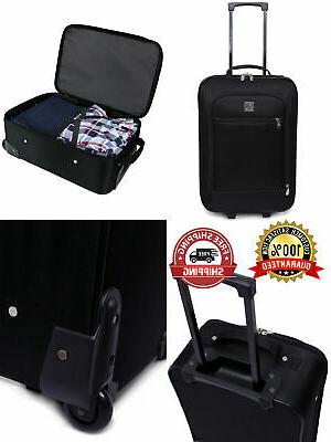 Pilot Case Carry-On Suitcase Upright Handle Luggage Travel B
