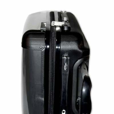 PREMIUM iKase 'Cat' ,Carry-on 20-inch,Hardside, Spinner