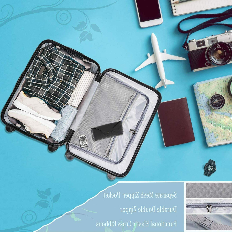 REYLEO 21 Inch PC on Luggage with USB C