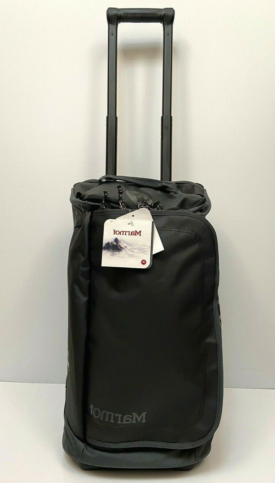 MARMOT Hauler On Duffle Luggage Bag Travel Suitcase 40L