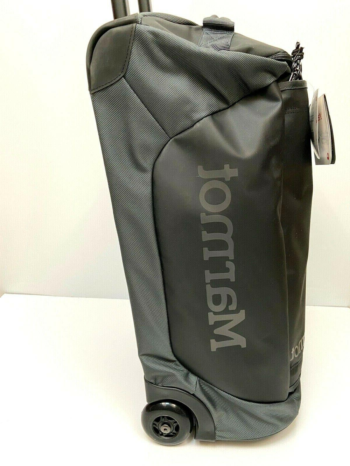MARMOT Rolling Hauler Carry On Luggage Bag 40L