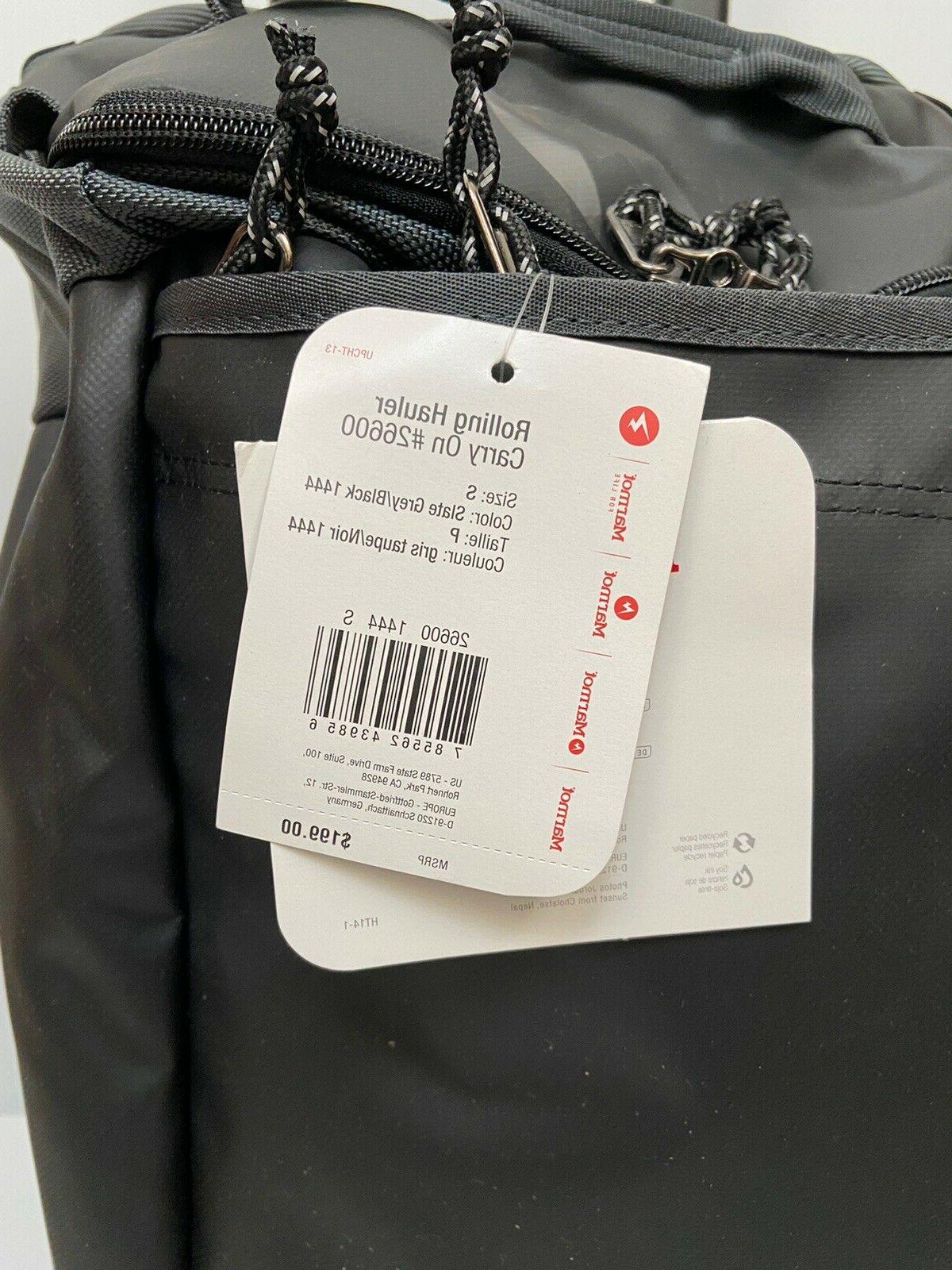 MARMOT Hauler Carry On Duffle Bag 40L