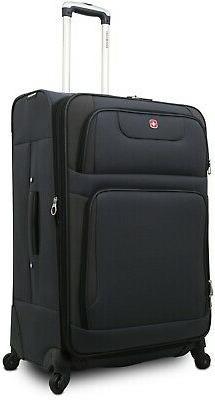 sa7297 grey 20 inch expandable carry on