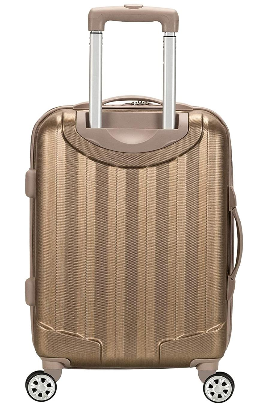 Rockland Hardside Spinner Carry On 20 Inch Travel