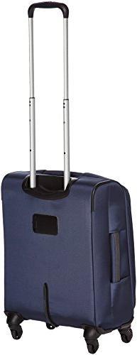 AmazonBasics Softside Luggage - Size, Navy