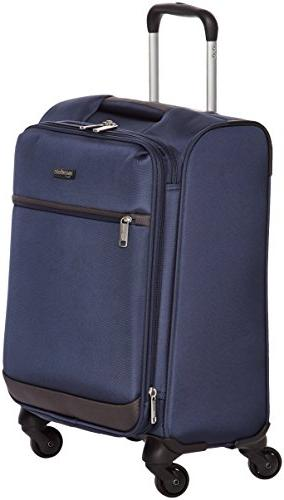 softside spinner luggage 21 inch carry on