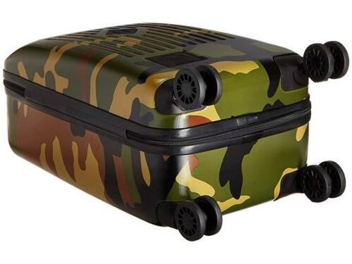 Herschel Carry-On Luggage in Woodland Camo inch NWT