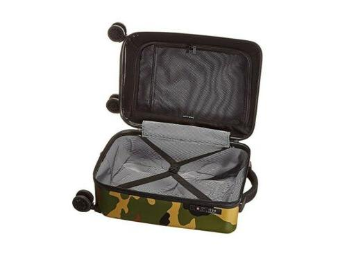 Herschel Supply Co. Carry-On Luggage in Woodland Camo inch