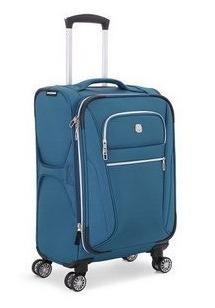 "SwissGear Checklite 20"" Pilot Case Upright Luggage - Teal"