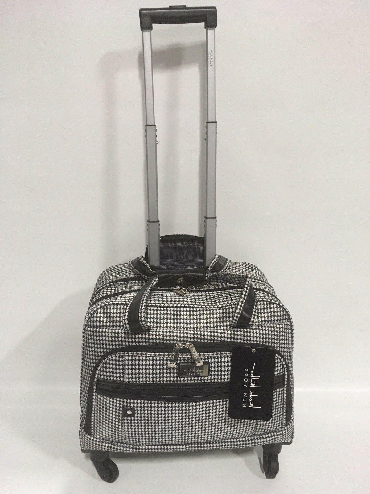 taylor carry spinner briefcase