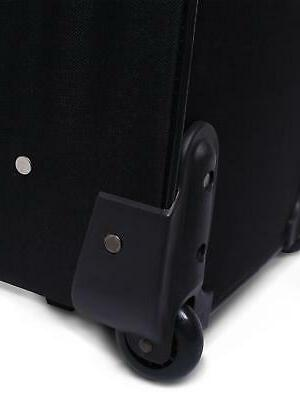 """Travel Bag Carry-On Luggage 18"""" Telescopic Durable"""