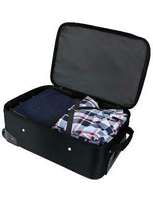 """Luggage 18"""" Telescopic Durable Polyester"""